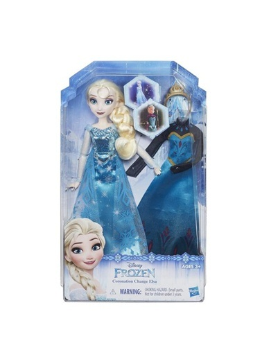 Disney Frozen Prenses Ve Balo Elbisesi-Hasbro
